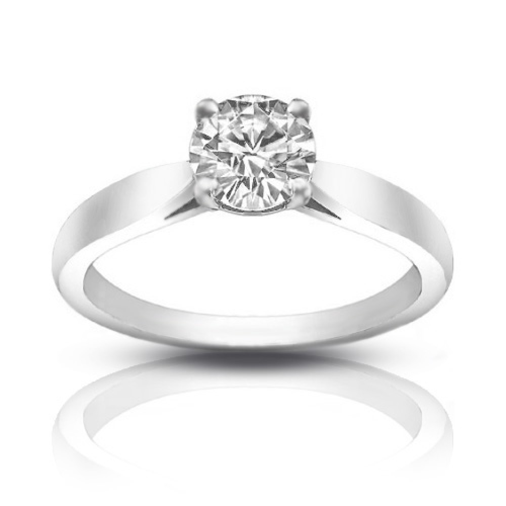 the diamond white ring context large beaverbrooks p solitaire gold