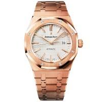 AUDEMARS PIGUET Royal Oak Selfwinding 15400OR.OO.1220OR.02 Rose Gold Watch