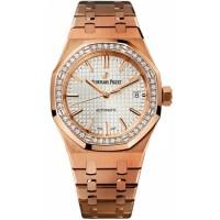 AUDEMARS PIGUET Royal Oak Selfwinding 15400OR.OO.1220OR.03 Rose Gold Watch