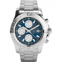 BREITLING COLT A1338811/C914 AUTOMATIC CHRONOGRAPH DATE ST.STEEL MEN'S WATCH LIKE NEW