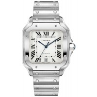 Cartier Santos De Cartier Large Men's Watch WSSA0009