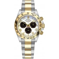 Rolex Cosmograph Daytona Gold & Steel Watch 116503-IVRA