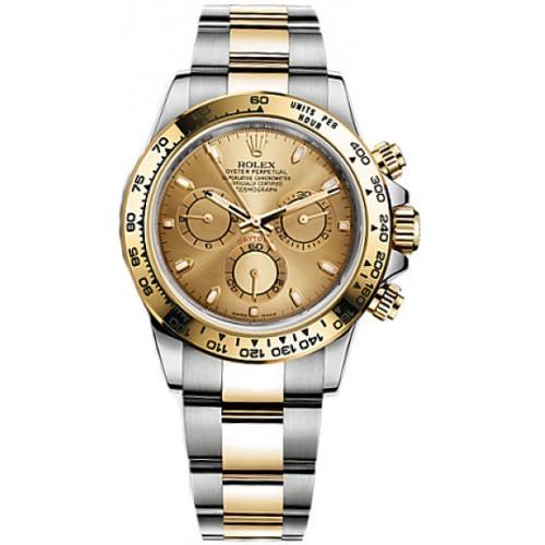 Rolex Cosmograph Daytona Champagne Dial Watch 116503-CHPSO