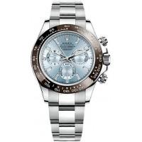 Rolex Cosmograph Daytona Ice Blue Dial Men's Watch 116506-BLUDO