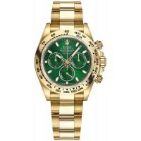 Rolex Cosmograph Daytona Green Dial Watch 116508-GRNSO