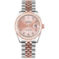 Rolex Datejust 31 Jubilee Bracelet Women's Watch 178341-PNKDJ