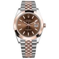 Rolex Datejust 41 Gold & Steel Men's Watch 126301-CHOSJ