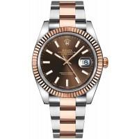 Rolex Datejust 41 Men's Automatic Watch 126331-CHOSO