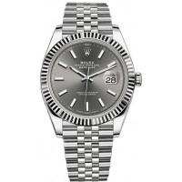 Rolex Datejust 41 Luxury Men's Watch 126334-RHOSJ