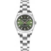Rolex Oyster Perpetual 26 Green Dial Watch 176200-OLGSO