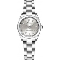 Rolex Oyster Perpetual 26 Luxury Women's Watch 176200-SLVSO