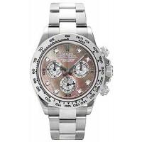 Rolex Cosmograph Daytona Diamond Dial Men's Watch 116509-DMOPD