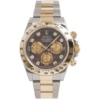 Rolex Cosmograph Daytona Gold & Steel Watch 116523-DMOPD
