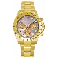 Rolex Cosmograph Daytona Diamond Watch 116528-DMOPD