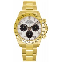 Rolex Cosmograph Daytona Ivory Dial Men's Watch 116528-IVRA
