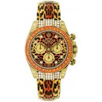 Rolex Cosmograph Daytona Diamond Dial Men's Watch 116598-LPRD