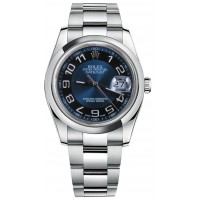 Rolex Datejust 36 Blue Dial Automatic Watch 116200-BLUADO