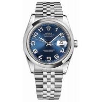Rolex Datejust 36 Jubilee Bracelet Watch 116200-BLCADJ