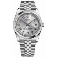Rolex Datejust 36 116200-SLVADJ