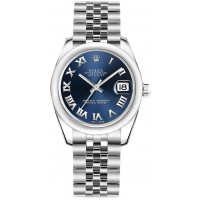 Rolex Datejust 31 Blue Dial Women's Watch 178240-BLURJ