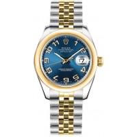 Rolex Datejust 31 Blue Dial Women's Watch 178243-BLUCAJ