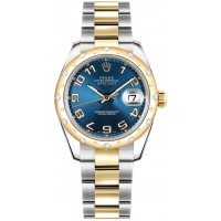 Rolex Datejust 31 Blue Dial Oyster Bracelet Watch 178343-BLUCAO