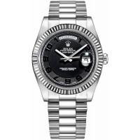 Rolex Day-Date 41 White Gold Men's Watch