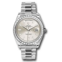 Rolex 228396TBR sbdp Oyster Perpetual Day-Date Men's Watch