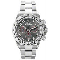 Rolex Cosmograph Daytona Gray Dial Men's Watch 116509-GRY