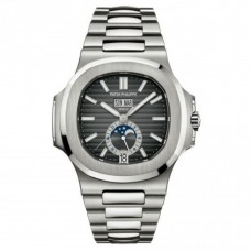 Patek Philippe Watches Nautilus Mens Stainless Steel