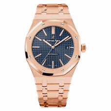 AUDEMARS PIGUET Royal Oak Selfwinding 15400OR.OO.1220OR.03 Rose Gold Watch