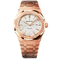 AUDEMARS PIGUET Royal Oak Selfwinding 15400OR.OO.1220OR.02 Rose Gold Watch